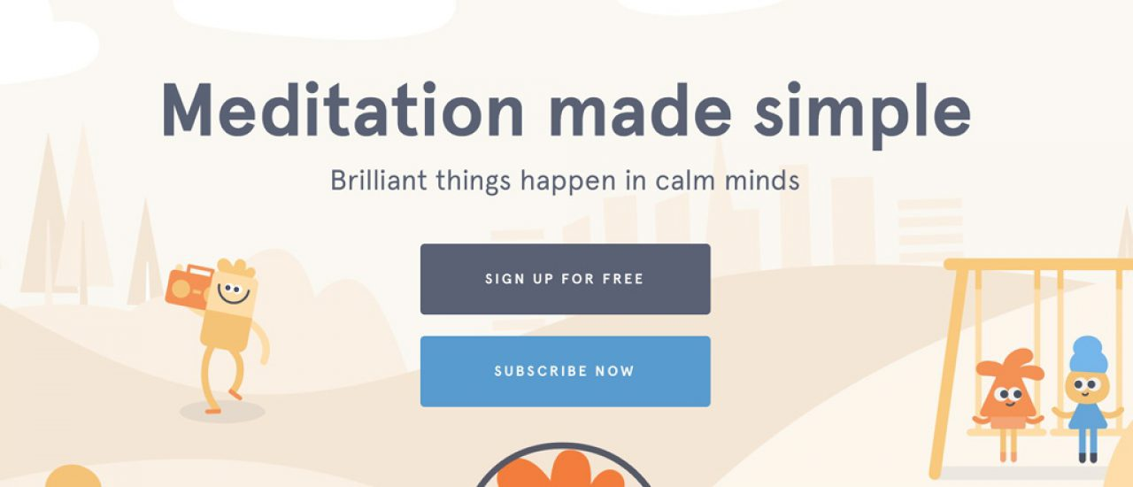 Example Banner Headspace