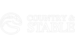 country and stable - logo
